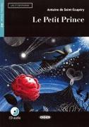 Cover-Bild zu Le Petit Prince. Buch + Audio-CD von Saint-Exupéry, Antoine de