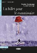 Cover-Bild zu Un billet pour le commissaire von Boutégège, Régine