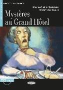 Cover-Bild zu Mystères au Grand Hôtel. Buch + Audio-CD von Bertrand, Marie-Claire