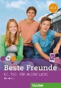 Cover-Bild zu Beste Freunde B1/1 Kursbuch von Georgiakaki, Manuela