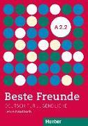 Cover-Bild zu Beste Freunde A2/2 Lehrerhandbuch von Spiridonidou, Persephone