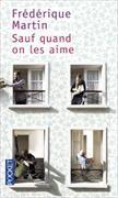 Cover-Bild zu Sauf quand on les aime von Martin, Frédérique