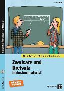 Cover-Bild zu Zweisatz und Dreisatz - Inklusionsmaterial von Gretenkord, Ilse