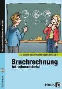 Cover-Bild zu Bruchrechnung - Inklusionsmaterial von Spellner, Cathrin