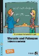 Cover-Bild zu Wurzeln und Potenzen - Inklusionsmaterial von Spellner, C.