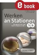 Cover-Bild zu Werken an Stationen 5-6 (eBook) von Henning, Christian