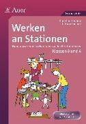 Cover-Bild zu Werken an Stationen 3-4 von Henning, Christian