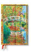 Cover-Bild zu 2022 Monet (Die Brücke). Brief an Morisot Mini 12M. Horizontal