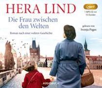 Cover-Bild zu Die Frau zwischen den Welten
