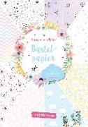 Cover-Bild zu Spring in eine Pfütze! Bastelpapier von ViktoriaSarina