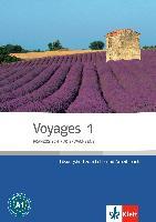 Cover-Bild zu Voyages 1 (A1). Lehr- und Arbeitsbuch Lösungsheft
