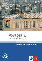 Cover-Bild zu Voyages 2 (A2). Lehr- und Arbeitsbuch Lösungsheft
