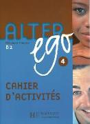 Cover-Bild zu Alter ego 4. Arbeitsbuch