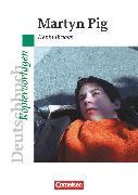 Cover-Bild zu Deutschbuch - Ideen zur Jugendliteratur, Kopiervorlagen zu Jugendromanen, Martyn Pig, Empfohlen für das 7.-9. Schuljahr, Kopiervorlagen von Brooks, Kevin