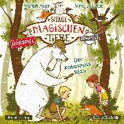 Cover-Bild zu Die Schule der magischen Tiere ermittelt - Hörspiele 3: Der Kokosnuss-Klau (Audio Download) von Auer, Margit
