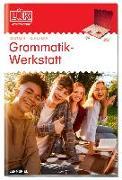 Cover-Bild zu LÜK- Grammatikwerkstatt 5. Klasse