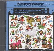 Cover-Bild zu De Gitzgnäpper im Pfluumewäldli / De flüügend Esel von Torelli, Ines (Gelesen)