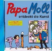 Cover-Bild zu Papa Moll entdeckt die Kunst von Krejci, Kamil (Gelesen)