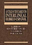 Cover-Bild zu Antiguo Testamento interlineal Hebreo-Español Vol. 3