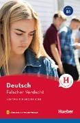 Cover-Bild zu Falscher Verdacht (eBook) von Weber, Annette