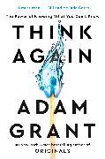 Cover-Bild zu Think Again