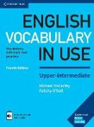 Cover-Bild zu English Vocabulary in Use. Fourth Edition. Upper-intermediate. Book with answers and Enhanced ebook