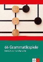 Cover-Bild zu 66 Grammatik-Spiele. Deutsch als Fremdsprache von Huter, Barbara (Übers.)