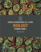 Cover-Bild zu Pearson Edexcel International AS Level Biology Student Book