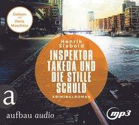 Cover-Bild zu Siebold, Henrik: Inspektor Takeda und die stille Schuld