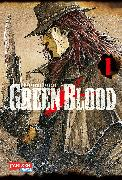 Cover-Bild zu Kakizaki, Masasumi: Green Blood, Band 1