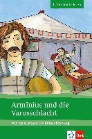 Cover-Bild zu Arminius und die Varusschlacht von Zimmermeier, Markus