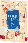 Cover-Bild zu Vogt, Fabian: FEIER die TAGE