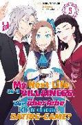 Cover-Bild zu Yamaguchi, Satoru: My Next Life as a Villainess 5