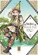 Cover-Bild zu Shirahama, Kamome: Atelier of Witch Hat 08
