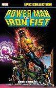 Cover-Bild zu Busiek, Kurt (Ausw.): Power Man and Iron Fist Epic Collection: Doombringer