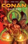 Cover-Bild zu Busiek, Kurt: Conan Omnibus Volume 2: City of Thieves