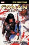 Cover-Bild zu Busiek, Kurt: Conan Chronicles Epic Collection: Out of the Darksome Hills
