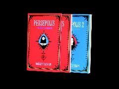 Cover-Bild zu Satrapi, Marjane: Persepolis Box Set