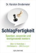 Cover-Bild zu SchlagFertigkeit von Bredemeier, Karsten