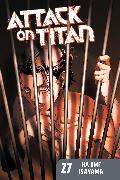 Cover-Bild zu Isayama, Hajime: Attack on Titan 27