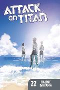 Cover-Bild zu Isayama, Hajime: Attack on Titan 22