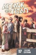 Cover-Bild zu Isayama, Hajime: Attack on Titan 17
