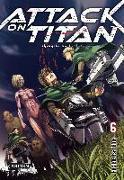 Cover-Bild zu Isayama, Hajime: Attack on Titan, Band 6