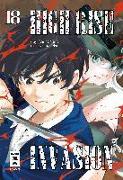 Cover-Bild zu Miura, Tsuina: High Rise Invasion 18