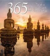 Cover-Bild zu 365 Tage in Achtsamkeit und Harmonie von Blass, Simone (Übers.)