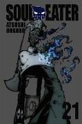 Cover-Bild zu Atsushi Ohkubo: Soul Eater, Vol. 21
