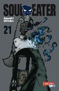 Cover-Bild zu Ohkubo, Atsushi: Soul Eater, Band 21