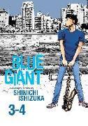 Cover-Bild zu Ishizuka, Shinichi: Blue Giant Omnibus Vols. 3-4