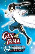 Cover-Bild zu Sorachi, Hideaki: Gin Tama, Vol. 14