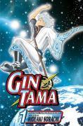 Cover-Bild zu Sorachi, Hideaki: Gin Tama, Vol. 1, 1
